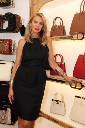 Fashion Designer Creates A Bag Bar